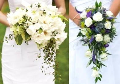 Bouquet Cadente Sposa.Tipologie Di Bouquet Polis Magazine
